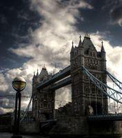 Tower Bridge by xLostFACEx