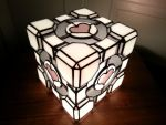 Companion Cube by DarkeVitrum