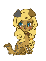Chibi for TheWatchingSunrise by HappyFoxChelsy