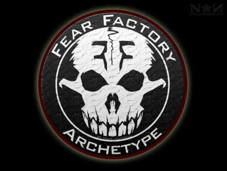 fear factory wallpaper by natenation