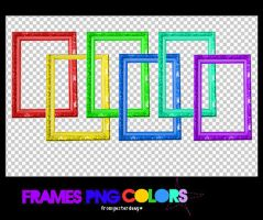 Png pack frames. by fromyesterdaay