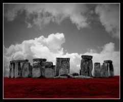 Stonehenge - The Dark Towers by Cupitor