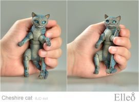 Cheshire-cat bjd doll 07 by leo3dmodels