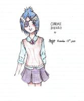 KHR!- Chrome Dokuro :3 by Shujun