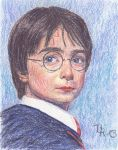 Harry Potter by LoonaLucy