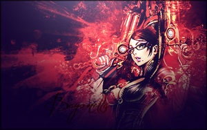 Bayonetta by Kyle-Garland