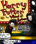 Harry Potter... by spookydoom