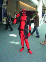 Deadpool by AEnimaVII