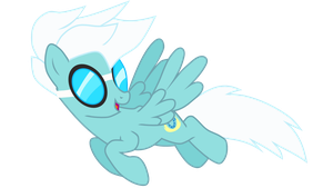 You Can't Catch Fleetfoot by FaithfulAndStrong
