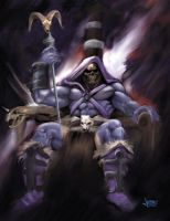 Skeletor by Ballestrasse