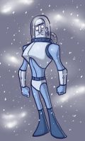 Warm up - Mr. Freeze by IAMARG