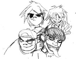So..Murdoc.. has a band... by rugdog