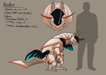 Nader updated design by umbbe