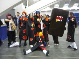Akatsuki by CaliforniaCosplayers