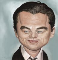 LEONARDO DICAPRIO by JaumeCullell
