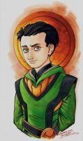 Kid Loki by KidNotorious