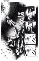 Undertow #3 presents The Forgetting Pt. 2, Pg.8 by ADAMshoots