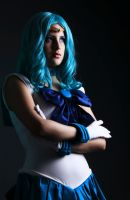 Sailor Neptune Cosplay - Sailor Moon by umicosplays