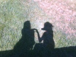 Our Park Shadows by LittleRed1221