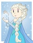 Frozen Queen by ValGravel