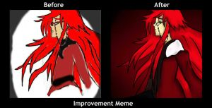 Improvement Meme by xxshadowbloodxx