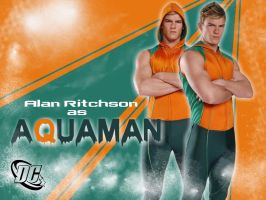 Aquaman_Justice wallpaper by Andy030991