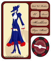 Pokecino: Odile by The-Last-Silver-Moon