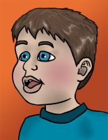 Greyson-2 years old by Mariah-K