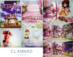 CLANNAD Complete set by Koinou-Mitei