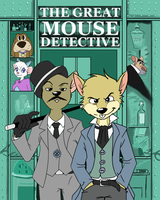 The Great Mouse Detective by mithol