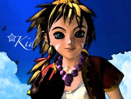 Kid- Chrono Cross by XxRoSeSareReDxX