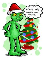The Grinch Needs Pants by soks2626