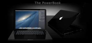 New Powerbook Design Concept by studiomonroe