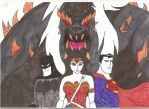 Dawn of Justice by Tyrannuss555