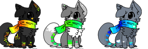 Adoptables! 10 points each! :CLOSED: by misconceiving