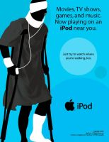 iPod Ad by alostrael444