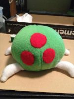 Metroid Plushie! by Darklord96