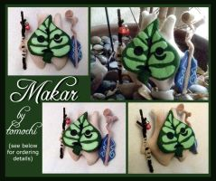 Legend of Zelda WW - Makar Plush (Complete) by Tomo-Chi