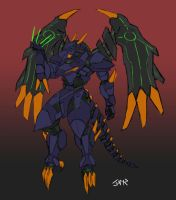 Ixion Colored. by Jamz671