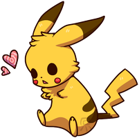 Pikachu by ForeverFrosty