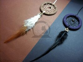 Universe Star Dream Catcher (Hand Made) by TheInnerCat