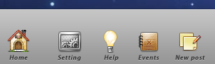new toolbar icons for themex by jordanfc