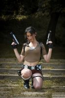 Lara Croft. Tomb Raider: Legend by LiSaCroft