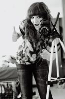 Serious Photographer by colleenchiquita