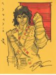 Captain Eo by Hodges-Art