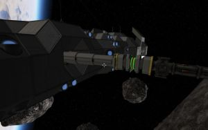 Space Engineers - Docking Test by Shroomworks
