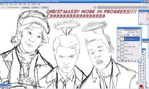 Three Wise Men W.I.P. by ShabbyChick