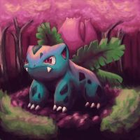 Day 3: Favorite starter Pokemon by Wooded-Wolf