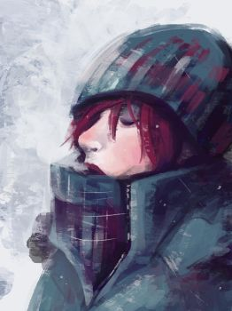 Cold~ by autumncoloredmelodie
