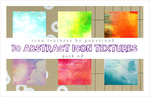 IT Pack 08: Abstract by PaperJunk